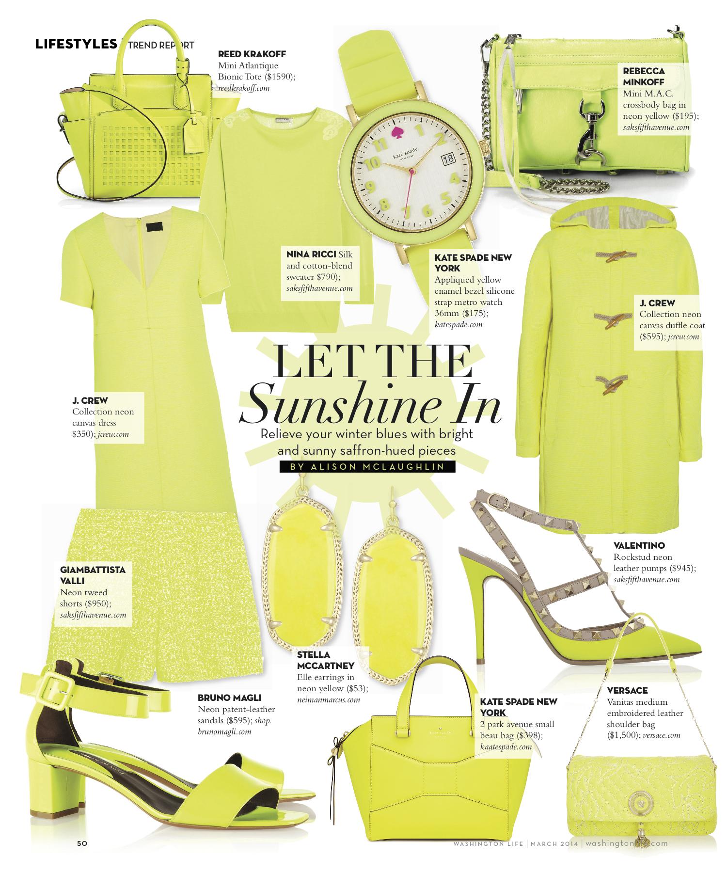 Inspiration Board: Let the Sun ShineIn
